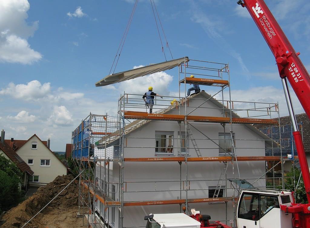 Hausbau MSB Bauunternehmung