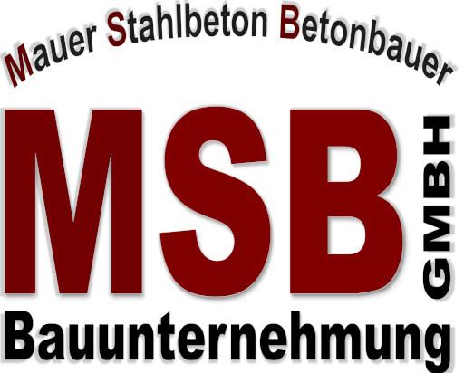 MSB Bauunternehmung GmbH Rohbauer in Mannheim