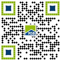 MSB Bauunternehmung in Mannheim Qr-code